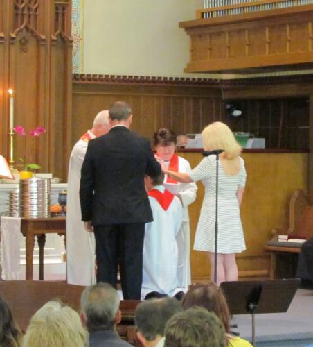 confirmation blessing