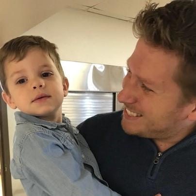 little guy  dad