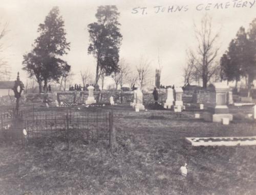 a h cemetery