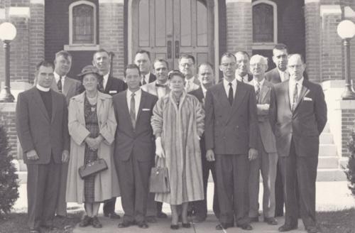 a h council 1950s