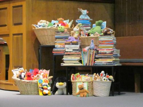 literacy collection